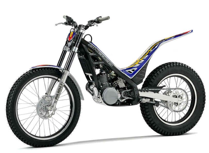 trail motorsykkel til salgs