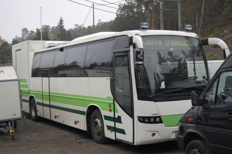 kleivebussen
