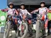 Vår jenter på startstreken © Jake Miller/G2F Media
