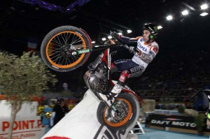 Toni Bou under indoor trial Marseille