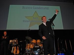 Sverre Lundevold ble årets motorsykkelutøver 2012, etter en strålende sesong som ble toppet med sterk innsats i lag-VM