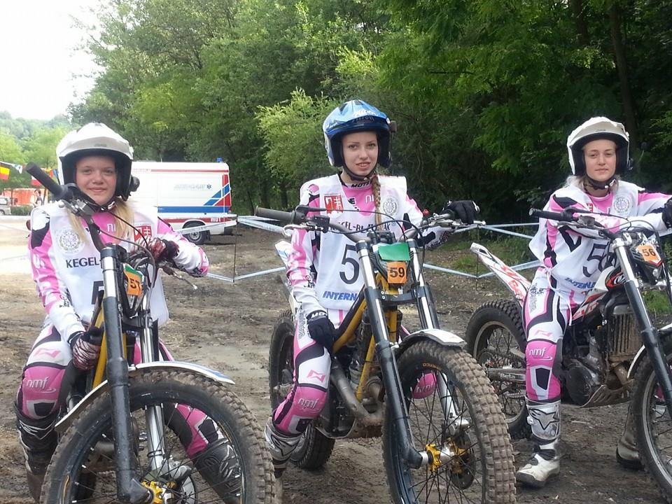 Team Norway Girls stiller sterkt i EM.
