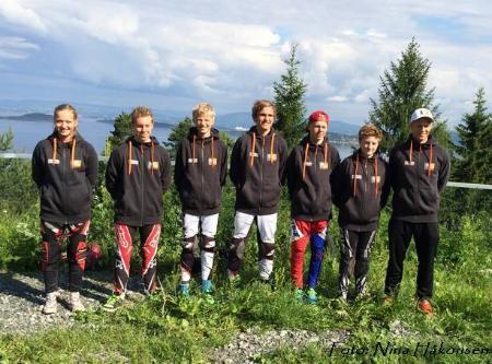 Årets Team Norway-utøvere