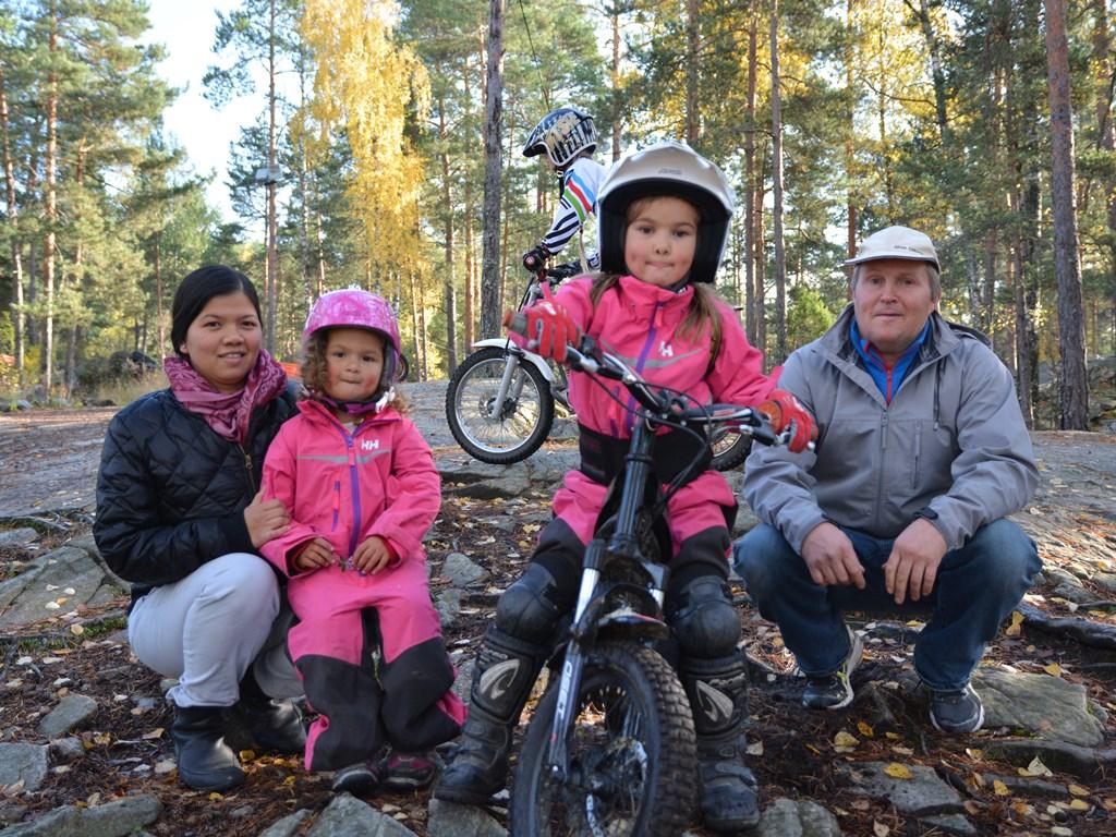 NMK Midt-Gudbrandal Trialgruppa!