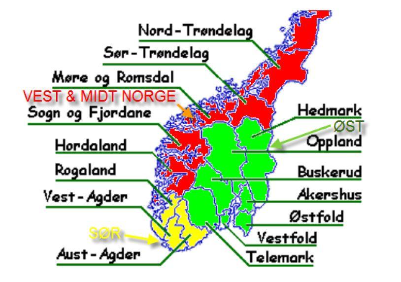 regioninndeling