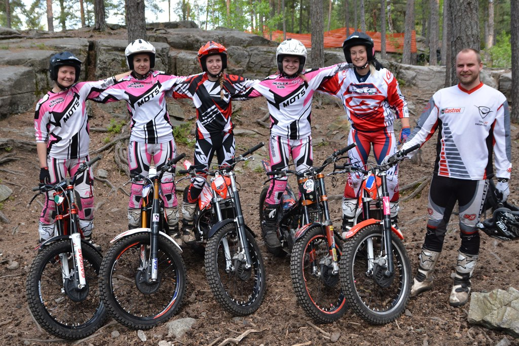 Trial Team Girls