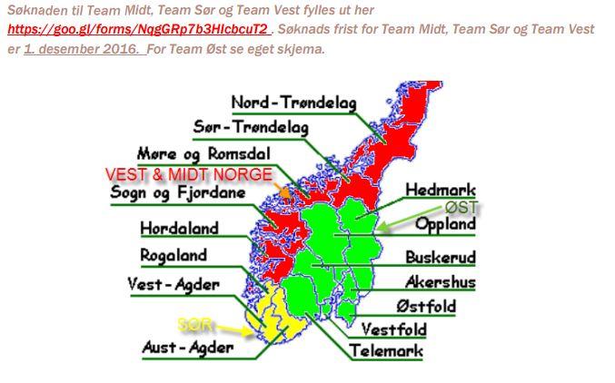 regioner